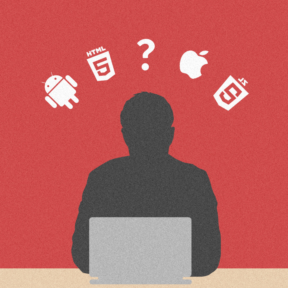 Image pour l'article: Application mobile native ou hybride?